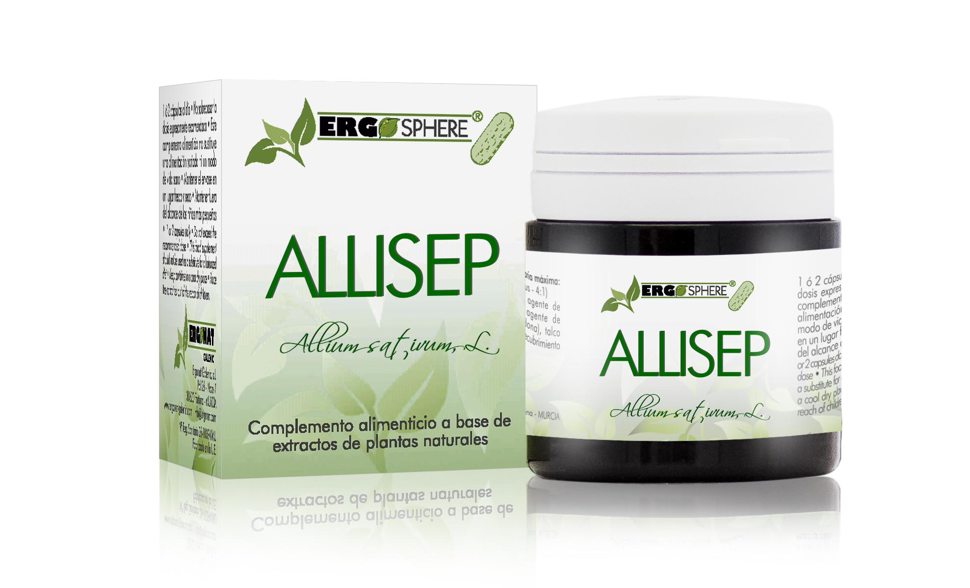 Ajo-microgranulos-ALLISEP-45-Capsulas